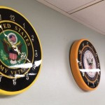 Clocks of the Armed Forces