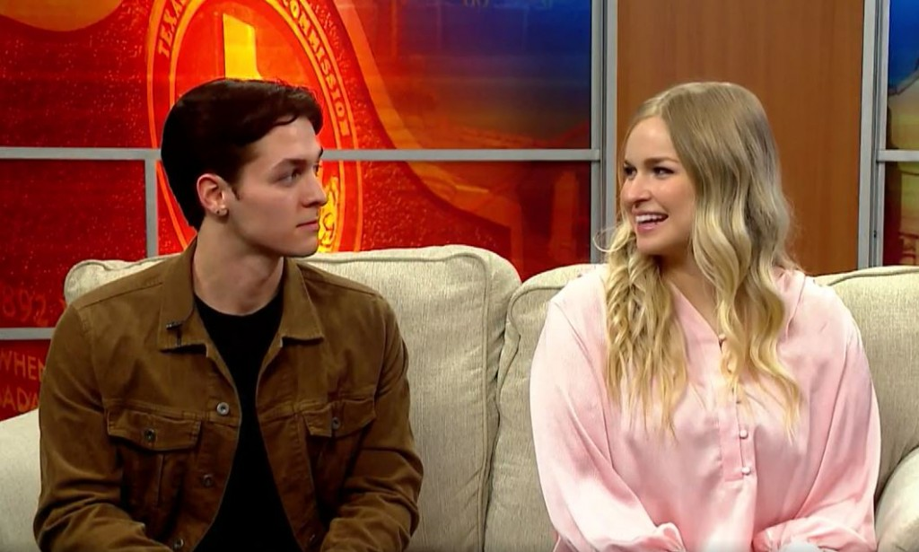 'legally Blonde: The Musical' Lead Actress Says Performances Are 'amazing'
