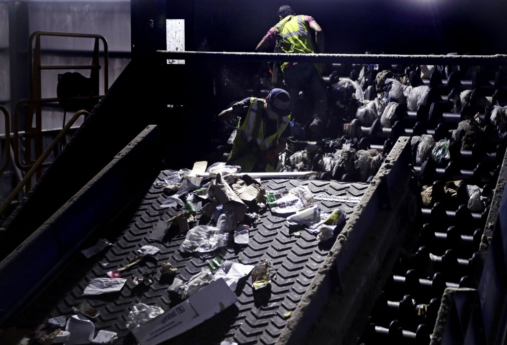 Drive To Charge Packagers For Recycling, But Industry Fights