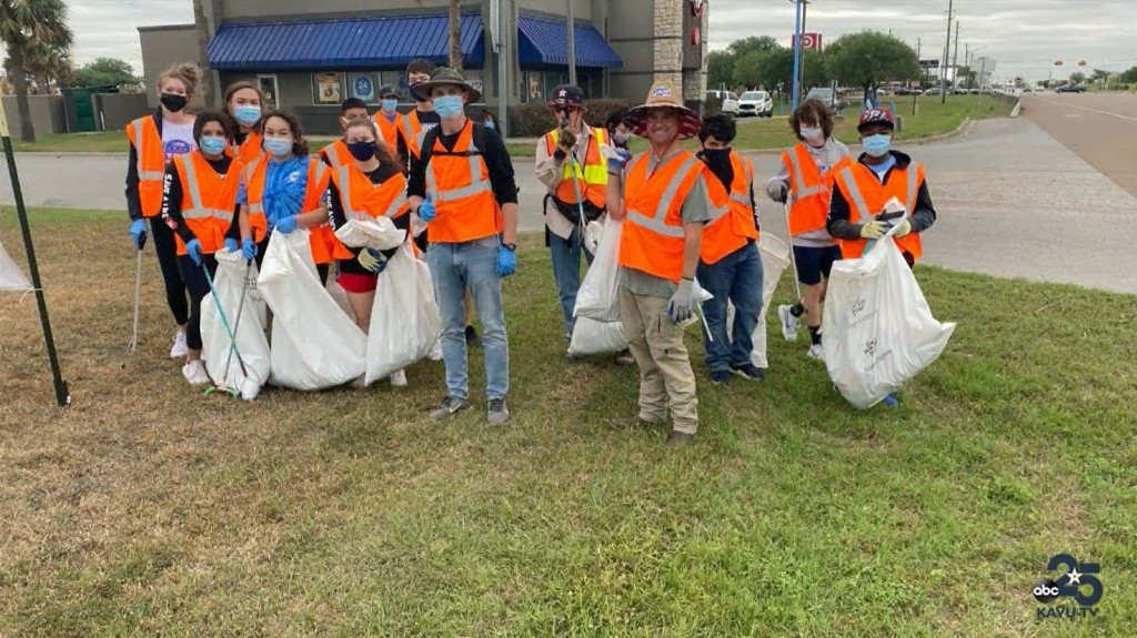 Keep Victoria Beautiful Provides Clean Up Equipment To Interested Volunteer Groups
