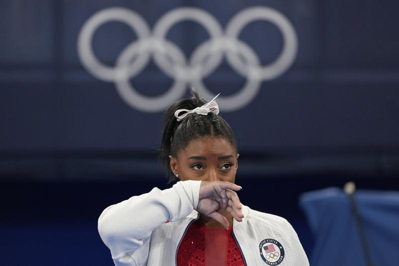 Biles Withdraws From Gymnastics Final To Protect Team Self