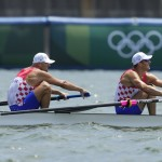 Olympics Latest: New Zealand Rowers Win Gold In Women's Pair