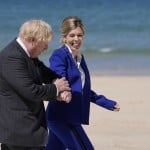 Uk Prime Minister's Wife Says She's Pregnant Again