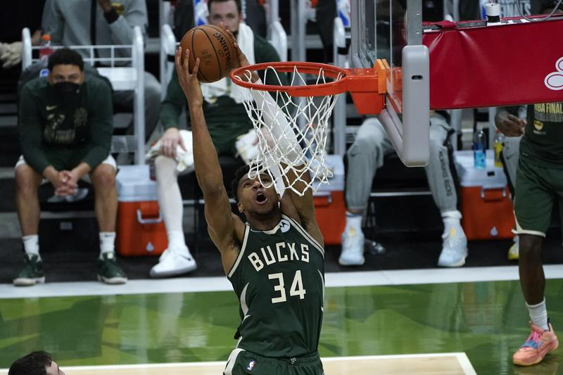 Giannis Has 41 Suns Nba Finals Lead Now 2 1