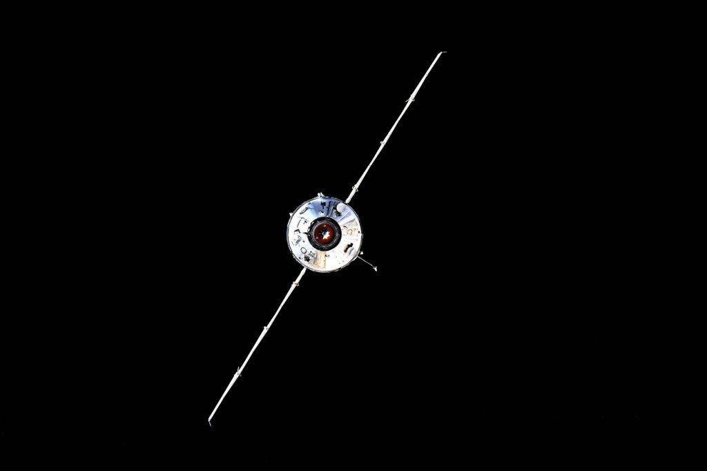 Russia Blames Space Station Lab Incident On Software Failure