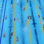 Ap Photos: Olympians In Motion From Above And Below