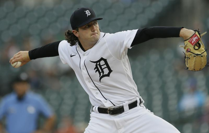 Cabrera Drives In 5 In Detroits 14 0 Rout Of Texas