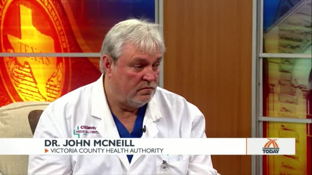 Community Crossroads: Dr. John Mcneill Warns Of The Threat Posed By The Covid 19 Delta Variant