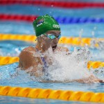 Fast Day At Pool, Track On Day 7 Of Tokyo Olympics