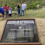 Us Memorials To Victims Of Covid 19 Pandemic Taking Shape