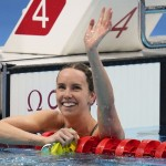 South African Sets World Swim Record; Aussies Add 6th Gold
