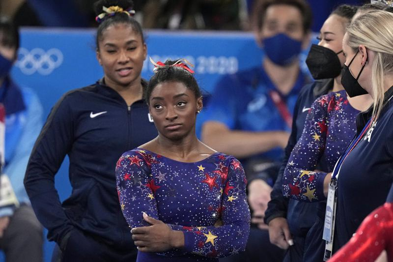 Biles Tries To Lead Team Usa To Third Consecutive Gold Medal