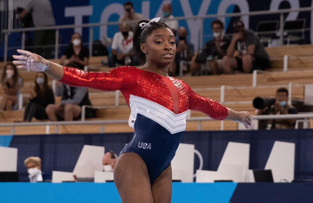 Simone Biles Pulls Out Of Second Olympic Final