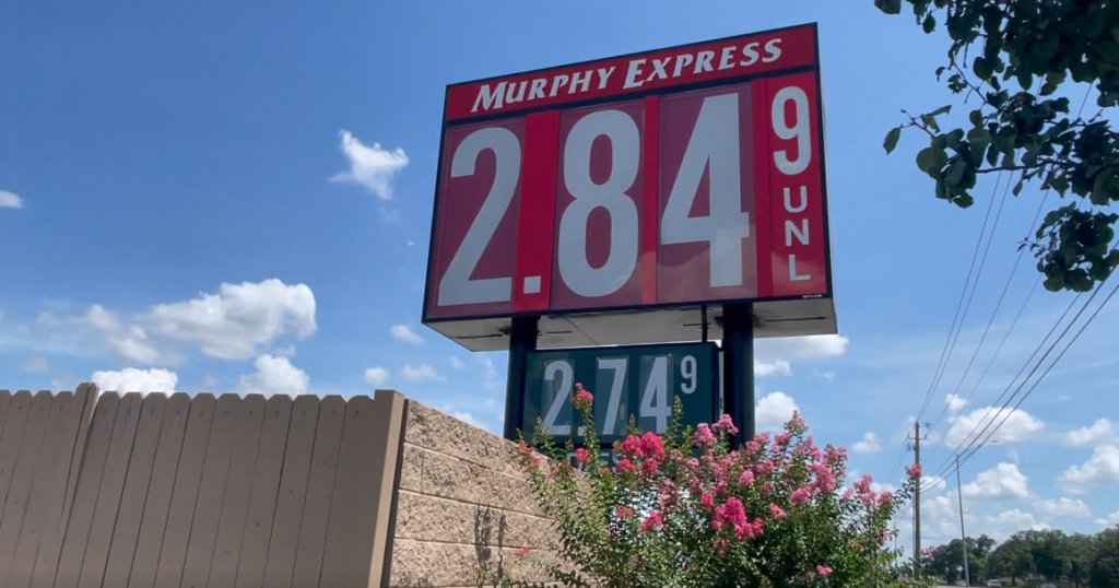 Rising gas prices, relief may be on the way