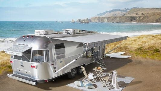 Airstream's New Pottery Barn Trailer Rides The Wave Of Rv Popularity