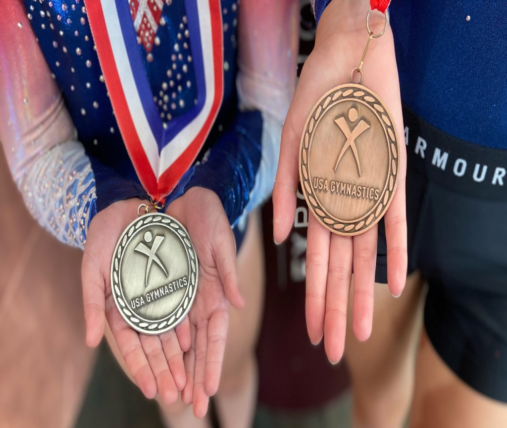 Local athletes return with medals