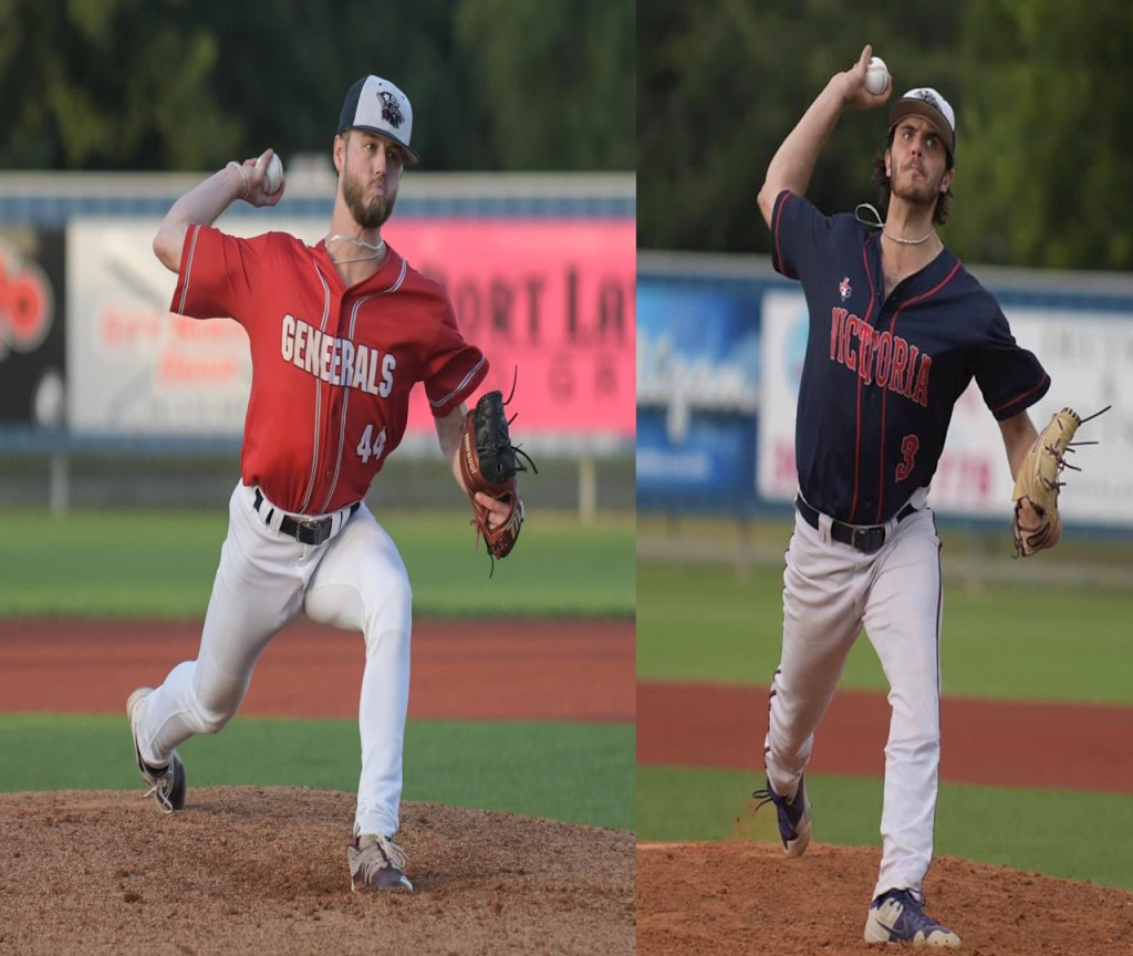 Former Victoria Generals get drafted by MLB teams