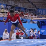 Biles Withdraws From Gymnastics Final To Protect Team, Self