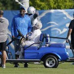 Lions Coach Dan Campbell Was Sleepless Before 1st Practice