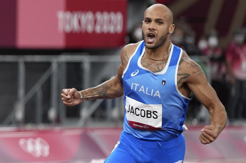 Olympic Champion Jacobs Was Determined To Find His Dad