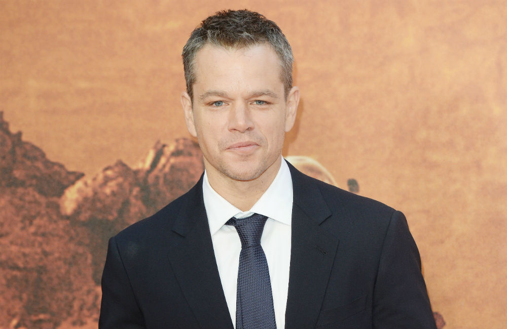 Matt Damon: I Retired The F Slur After My Daughter Told Me How Dangerous It Is