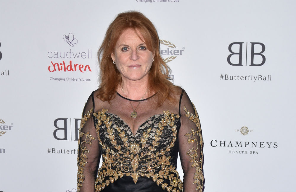 Sarah Ferguson: Diana Would Have Divided Time Between Uk And Us