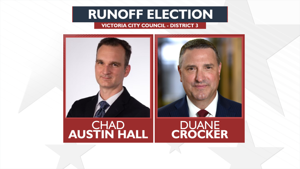 Run Off Election Graphic