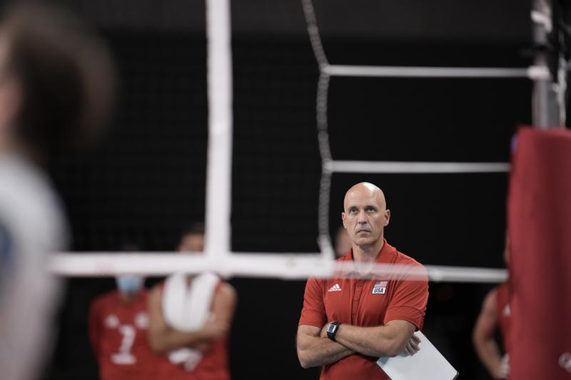 Us Mens Volleyball Eliminated Early At Olympics