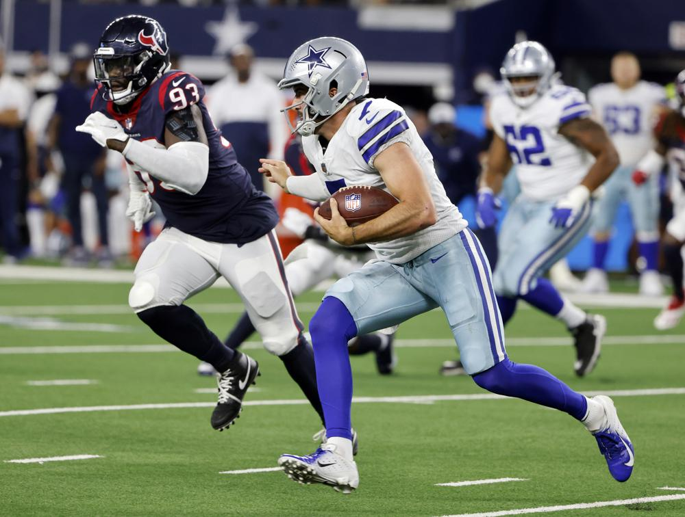 Jets Acquire Edge Rusher Shaq Lawson From Texans