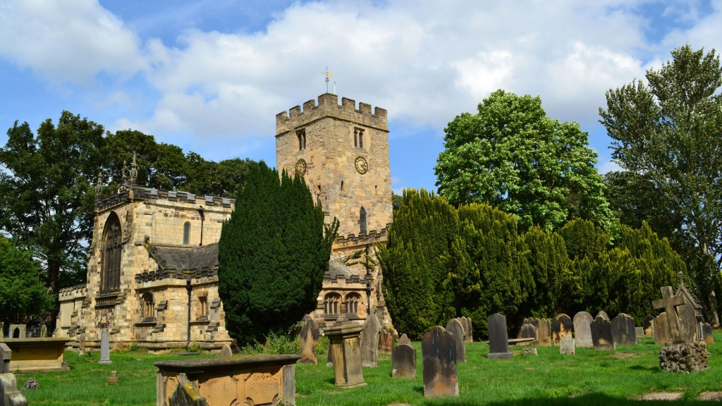 English Church's Beer Fest Stirs Outrage As Visitors Pose With Drinks On Graves