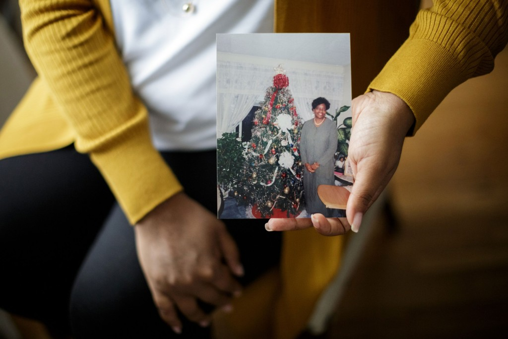Dorothy Morgan Became The 1,646th World Trade Center Victim To Be Identified Through Dna Testing. (anna Watts/the New York Times)