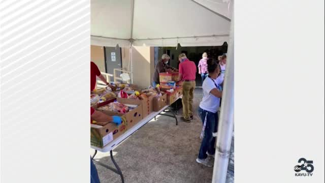 Food Pantry To Celebrate 35 Years Of Service To The Community