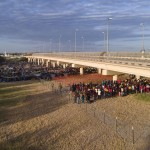 Officials: Many Migrants From Border Camp Staying In Us
