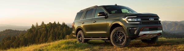 Refreshed 2022 Ford Expedition Brings More Tech, Timberline Edition