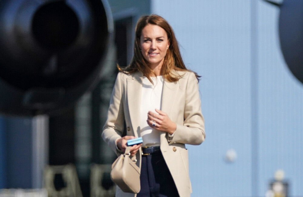 The Duchess Of Cambridge's Stylist Is Pregnant