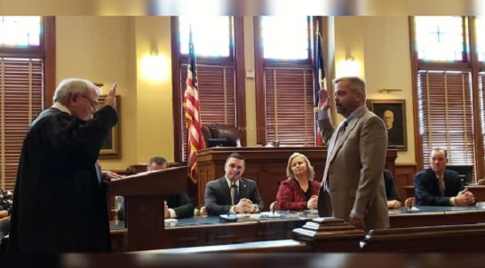 Judge Travis Ernst's Reelection For Victoria County Court At Law No. 1