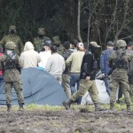 Poland Sending 500 More Troops To Protect Belarus Border