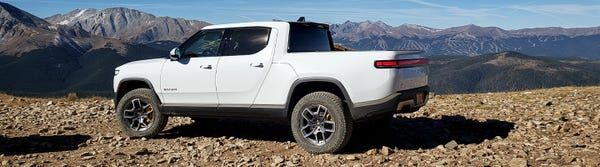 2022 Rivian R1t First Drive: The First Ev Pickup Is Real, And Real Good