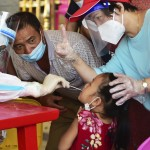 Latest: China Reports 62 New Cases, 1 Billion Vaccinated