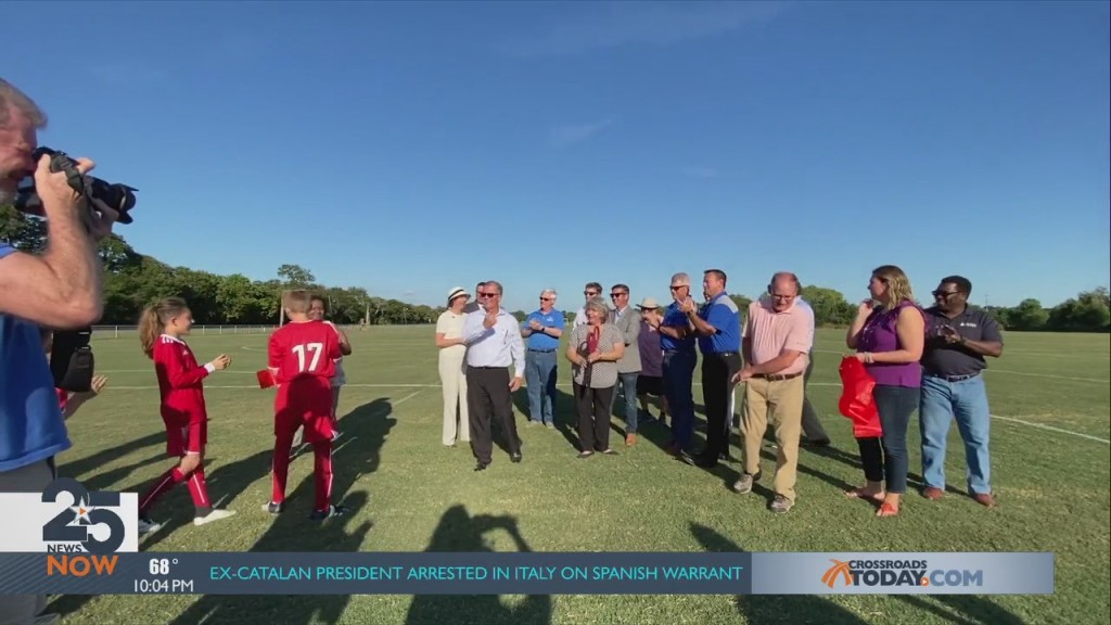 Riverside Soccer Complex Officially Opens To The Public