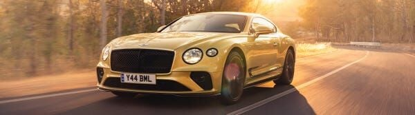 2022 Bentley Continental Gt Speed First Drive: A Luxury Cruise Missile