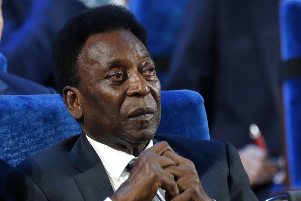 Pelé In 'semi Intensive' Care, Daughter Says He's Doing Well