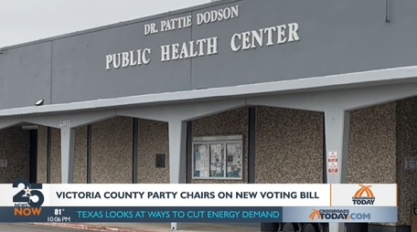 Victoria County political chairs weigh in on Senate Bill 1