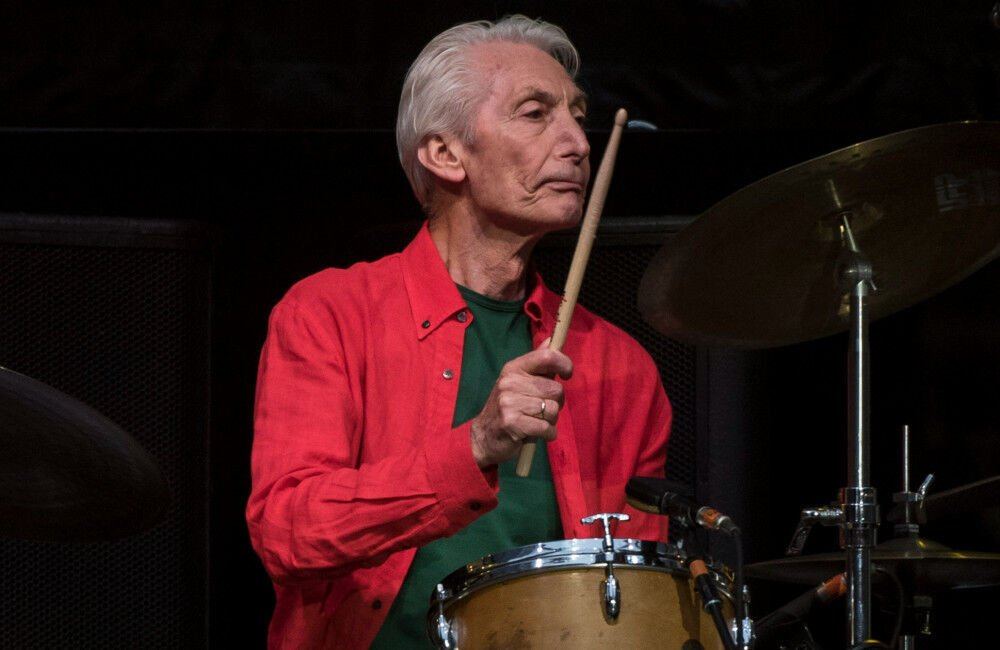 Rolling Stones Pay Tribute To Charlie Watts On Their Us Tour