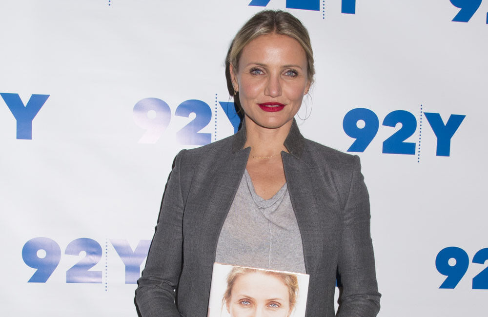 Cameron Diaz: Benji Madden Is 'so Different' From Twin Brother