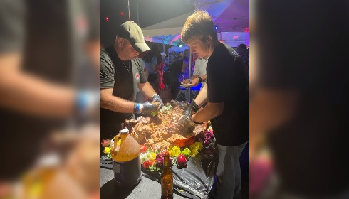 Weekend Barbecue Contest