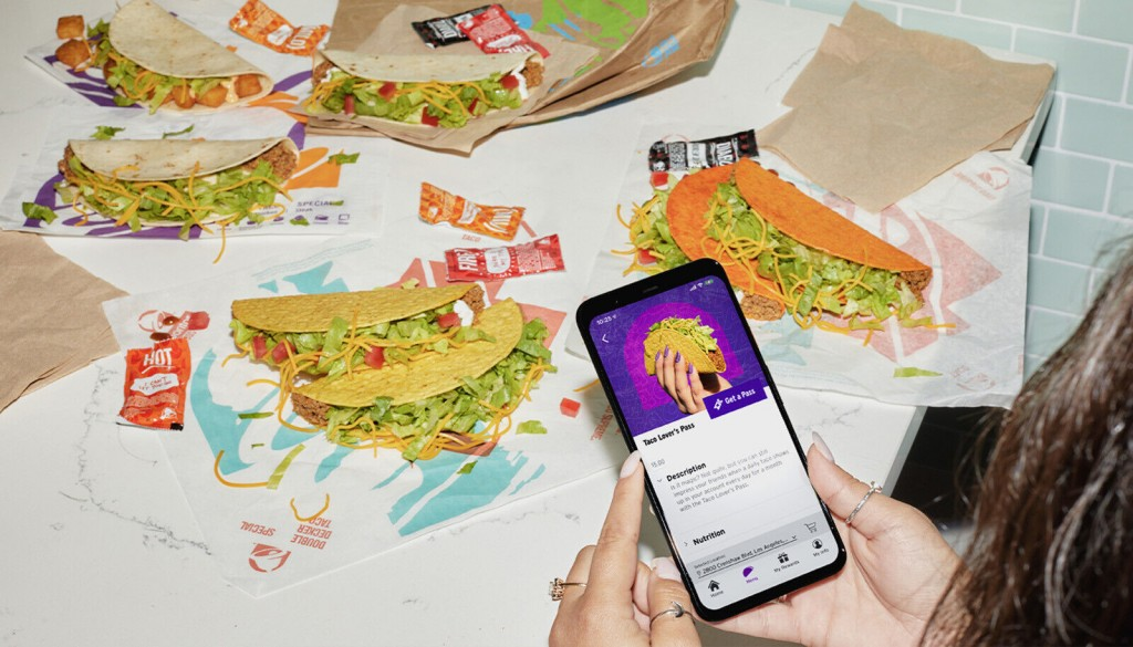 Taco Bell Wants To Sell You A 30 Day Taco Subscription. Here's How It Works.