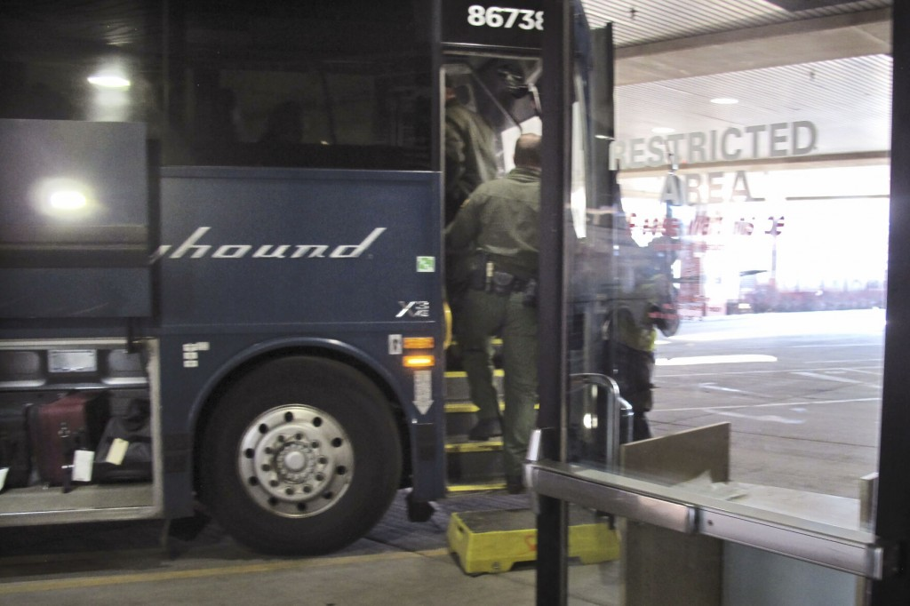 Greyhound Lines Settles Lawsuit Over Immigration Sweeps
