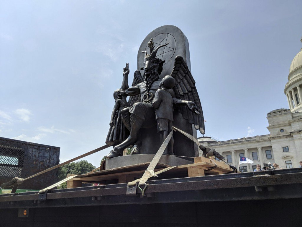How The Satanic Temple Is Using 'abortion Rituals' To Claim Religious Liberty Against Texas' 'heartbeat Bill'