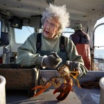 At 101, She's Still Hauling Lobsters With No Plans To Stop